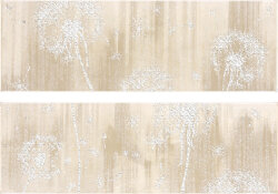 Декор (20x60) JOC Joy Cream2Pz. Misti Decoro - Porcellana