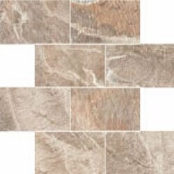 Мозаїка (30x30) FSN03165 FOSSIL STONE MOS. MURETTO FOSSIL BROWN