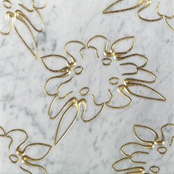 Декор (60x60) Luxury3CarraraGhiaccioGold - Luxury
