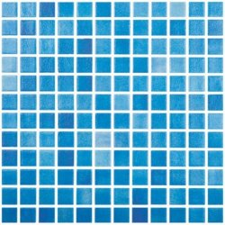 Мозаика 31,5x31,5 Colors Antislip Fog Sky Blue 110A