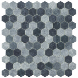 Мозаика 31,5x31,5 Honey Terre Blue 4703