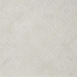 Декор (40x40) 02610800 GREEK STRIPES BIANCO - Greek