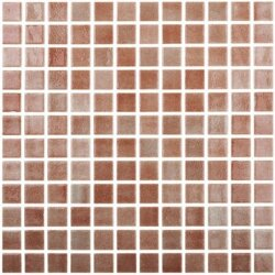 Мозаика 31,5x31,5 Colors Fog Marron 506