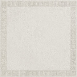 Декор (40x40) 02611100 GreekCassett.Bianco - Greek