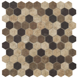 Мозаика 31,5x31,5 Honey Terre Beige 4709