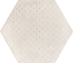 Плитка 29,2x25,4 Urban Hexagon Melange Natural 23601