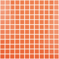 Мозаика 31,5x31,5 Colors Naranja 802