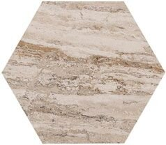 Плитка (21x18.2) MMHU ALLMARBLE TRAVERTINO