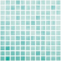 Мозаика 31,5x31,5 Colors Fog Verde Caribe 503