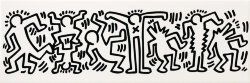 Декор (20x60) GFKHD612L - Game Of Fifteen: Keith Haring