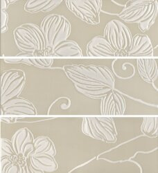 Декор (20х60) DECOR ANYA FLOWER BEIGE EAY28