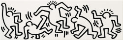 Декор (20x60) GFKHD613L - Game Of Fifteen: Keith Haring