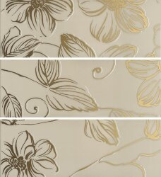 Декор (20х60) DECOR ANYA GOLD BEIGE EAY77