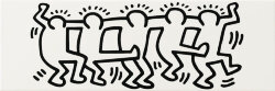 Декор (20x60) GFKHD614L - Game Of Fifteen: Keith Haring