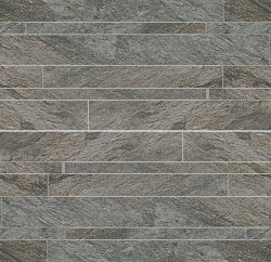 Плитка (0x0) M63k39z DarkGreyMix5Outdoor - Anthology Stone