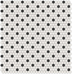 Мозаика (33.2x33.2) Dots Brillo - Retro