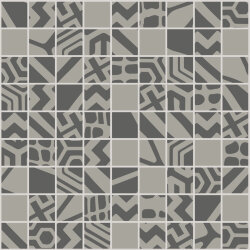 "Мозаика (23.7x23.7) 149024 Mosaico Mix""4""Dark Grey/Light Grey Rect - Moodboard"