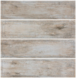 Декор (15x61) J84371 Mtlw Dust Bordo Mix - Metalwood