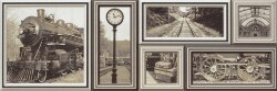 Декор (25x75) Decor Memories Beige 1 - Genova