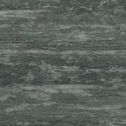 Плитка (60x60) 746687 Travertino Black Matte Rett - I Travertini di Rex