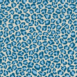 Плитка (60x60) AN6060LEOB LEOPARD BLU - Jungle