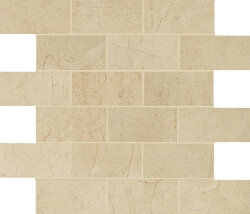 Мозаика (30x30) M303A1R RoyalMarfilMosWallL - Anthology Marble