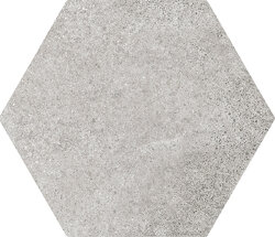 Плитка 17,5x20 Hexatile Cement Grey 22093