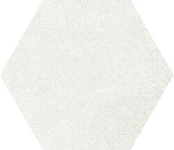 Плитка 17,5x20 Hexatile Cement White 22092