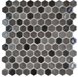 Мозаика (31.9x29) 2002922 HexBlendTan - Hexagon Blends