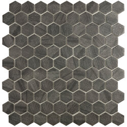 Мозаика 31,5x31,5 Desert Steeple Grey Hex