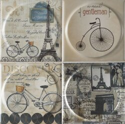 Плитка (20х20) VINTAGE PARIS MOON